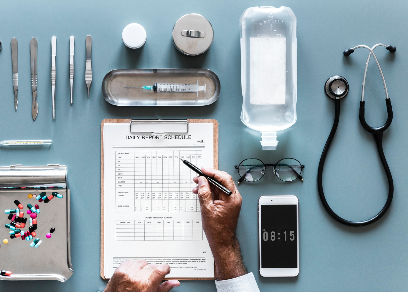 Your Online Medical Transcription Service ~ Orion